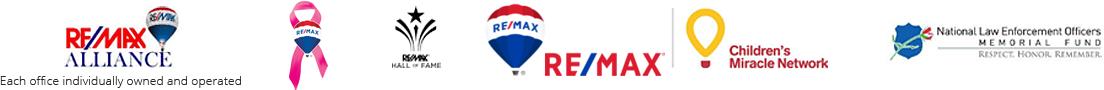 Remax logos - The Hinz Group